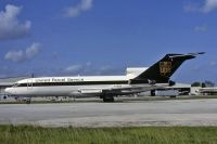 Photo: United Parcel Service - UPS, Boeing 727-100, N7286