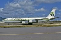 Photo: South Pacific Air Lines, Boeing 707-300