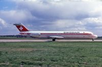 Photo: Swissair, Douglas DC-9-51, HB-ISK