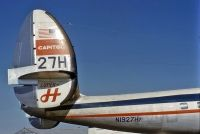 Photo: Capitol Airways, Lockheed Super Constellation, N1927H
