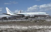 Photo: Transpanama, Douglas DC-8-10, HP-826