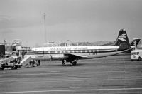 Photo: BEA Scottish Airways, Vickers Viscount 800, G-AOHS