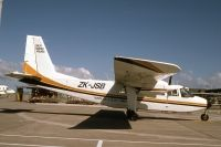 Photo: Great Barrier Airlines, Britten-Norman BN-2B Islander, ZK-JSB