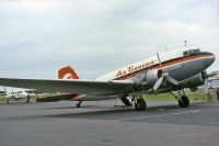 Photo: Air Tasmania, Douglas DC-3