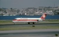 Photo: Air Canada, Douglas DC-9-30, C-FTMT