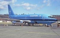 Photo: Maersk Air, Boeing 737-200, OY-APO