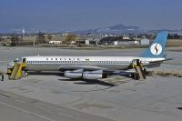 Photo: Sobelair, Boeing 707-300, LX-LGW