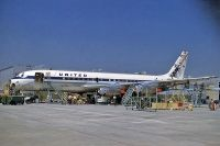 Photo: United Airlines, Douglas DC-8-10, N8028D