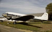 Photo: Pluna, Douglas DC-3, CX-BOB