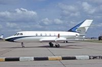 Photo: Untitled, Dassault Falcon 20, I-REAL