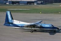 Photo: NLM, Fokker F27 Friendship, PS126 NLM F27 P