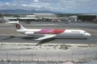 Photo: Hawaiian Air, Douglas DC-9-51, N603DC