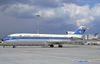 Photo: Kuwait Airways, Boeing 727-200, 9K-AFC