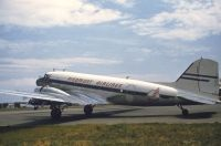 Photo: Piedmont Airlines, Douglas DC-3, N56V