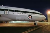 Photo: Royal New Zealand Air Force RNZAF, Boeing 727-100, NZ7271