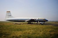 Photo: Air Spain, Bristol Britannia 310, EC-BFJ