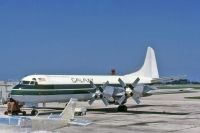 Photo: Galaxy, Lockheed L-188 Electra