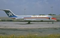 Photo: Texas International Airlines, Douglas DC-9-10, N1054T