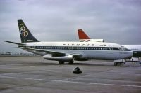Photo: Olympic Airways/Airlines, Boeing 737-200, SX-BCI