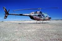 Photo: Royal Australian Army, Bell 206 Jet Ranger, A17-046