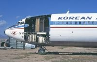 Photo: Korean Air, Boeing 720
