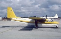 Photo: Trans Island Airways, Britten-Norman BN-2A Islander, N851JA