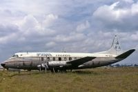 Photo: TAO, Vickers Viscount 700, HK-1057