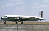 Photo: Mexican Air Force, Douglas DC-6, ETP-10013