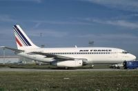Photo: Air France, Boeing 737-200, F-GBYF