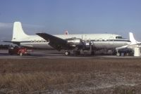 Photo: Untitled, Douglas DC-6, N840TA