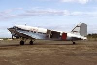Photo: Air North, Douglas DC-3, N3FY