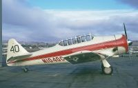 Photo: Untitled, North American Harvard, N1040C