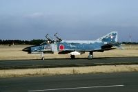 Photo: Japanese Air Self Defence Force, McDonnell Douglas F-4 Phantom, 27-8305