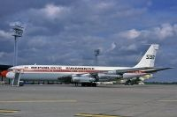 Photo: Republique Rwandaise, Boeing 707-300, 9Q-CBL