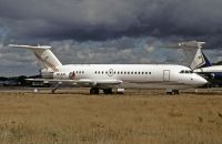 Photo: Untitled, BAC One-Eleven 400, HZ-KA7