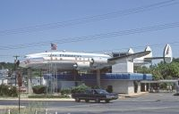 Photo: Jim Flannery's, Lockheed Constellation, N1005C