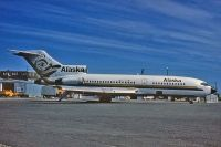 Photo: Alaska Airlines, Boeing 727-100, N797ASc