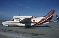 Photo: Interair, Mitsubishi MU-2, VH-MLU