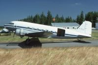 Photo: Untitled, Douglas DC-3, N783V