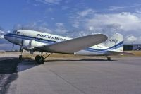 Photo: North American Airlines, Douglas C-47, N3XW