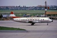 Photo: Austrian Airlines, Vickers Viscount 800, OE-IAM