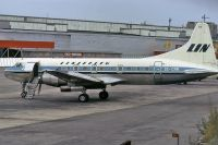 Photo: Linjeflyg, Convair CV-440, SE-CRN