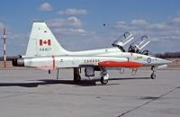 Photo: Canadian Forces, Canadair CF-5 Freedom Fighter, 116817