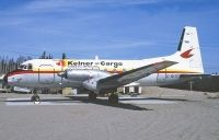 Photo: VKelner Cargo, Hawker Siddeley HS-748, C-GLTC
