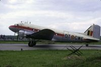 Photo: Belgium - Air Force, Douglas C-47, K10