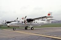 Photo: CAAC, De Havilland Canada DHC-6 Twin Otter, C-GNOE