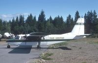 Photo: Trans Mountain, Britten-Norman BN-2A Islander, CF-DEB