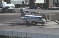 Photo: Texas International Airlines, Douglas DC-9-10