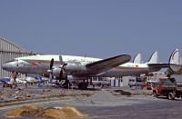 Photo: Royal Air Maroc (RAM), Lockheed Constellation, CN-CCN
