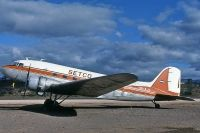 Photo: SETCO, Douglas C-47, HR-AJY